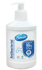"Antibacterial soap ""Smile"""