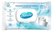 Smile Fresh wet toilet paper for adults